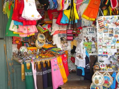 souvenirshopping