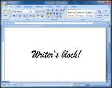 writersblock_tradewindshotelantigua
